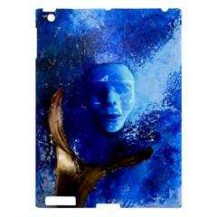 Blue Mask Apple Ipad 3/4 Hardshell Case