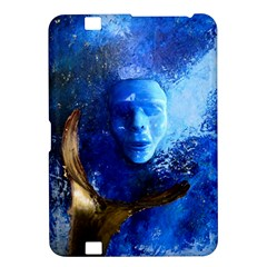 Blue Mask Kindle Fire Hd 8 9