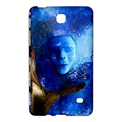 Blue Mask Samsung Galaxy Tab 4 (8 ) Hardshell Case