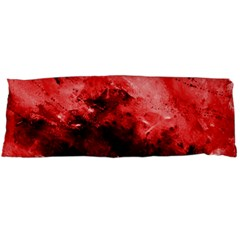 Red Abstract Body Pillow Cases (dakimakura)