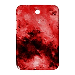 Red Abstract Samsung Galaxy Note 8 0 N5100 Hardshell Case