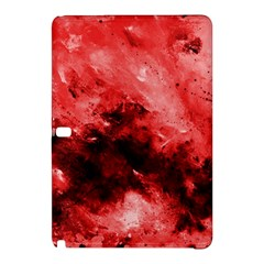 Red Abstract Samsung Galaxy Tab Pro 10 1 Hardshell Case