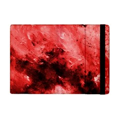 Red Abstract iPad Mini 2 Flip Cases