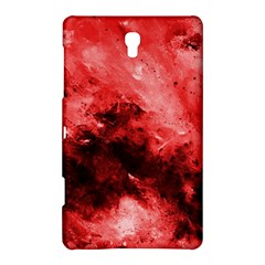 Red Abstract Samsung Galaxy Tab S (8.4 ) Hardshell Case