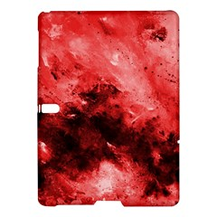 Red Abstract Samsung Galaxy Tab S (10.5 ) Hardshell Case