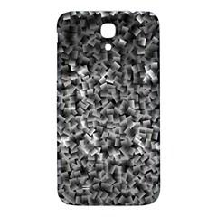 Gray Cubes Samsung Galaxy Mega I9200 Hardshell Back Case