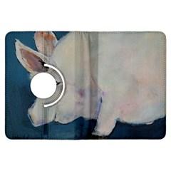 Piggy No. 2 Kindle Fire HDX Flip 360 Case