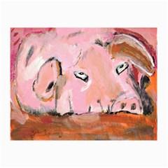 Piggy No.3 Collage 12  x 18