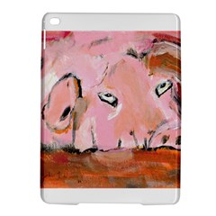 Piggy No 3 Ipad Air 2 Hardshell Cases