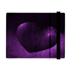 Purple Heart Collection Samsung Galaxy Tab Pro 8 4  Flip Case