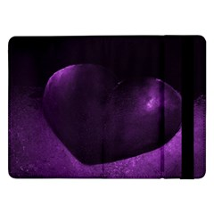 Purple Heart Collection Samsung Galaxy Tab Pro 12.2  Flip Case