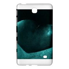Teal Heart Samsung Galaxy Tab 4 (7 ) Hardshell Case