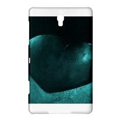Teal Heart Samsung Galaxy Tab S (8.4 ) Hardshell Case