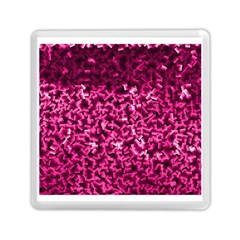 Pink Cubes Memory Card Reader (Square)