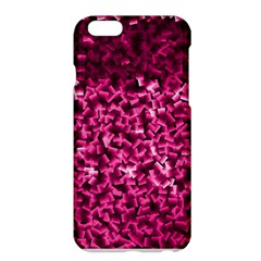 Pink Cubes Apple iPhone 6 Plus Hardshell Case