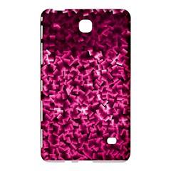 Pink Cubes Samsung Galaxy Tab 4 (8 ) Hardshell Case