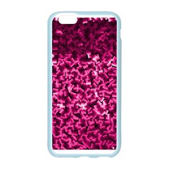 Pink Cubes Apple Seamless iPhone 6 Case (Color)