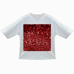 Red Cubes Infant/toddler T Shirts
