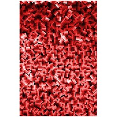 Red Cubes 5.5  x 8.5  Notebooks