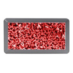 Red Cubes Memory Card Reader (Mini)