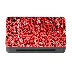Red Cubes Memory Card Reader with CF
