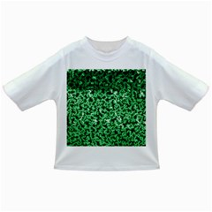 Green Cubes Infant/Toddler T-Shirts