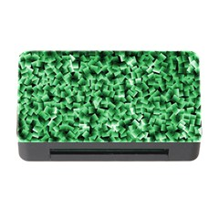 Green Cubes Memory Card Reader with CF