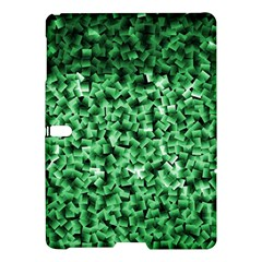 Green Cubes Samsung Galaxy Tab S (10.5 ) Hardshell Case