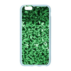 Green Cubes Apple Seamless iPhone 6 Case (Color)