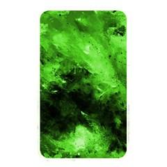 Bright Green Abstract Memory Card Reader