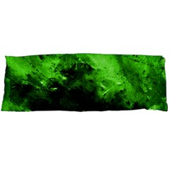 Bright Green Abstract Body Pillow Cases Dakimakura (Two Sides)