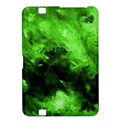 Bright Green Abstract Kindle Fire Hd 8 9