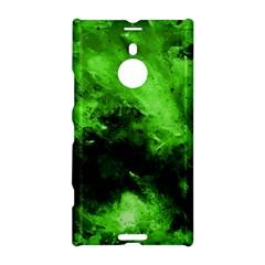 Bright Green Abstract Nokia Lumia 1520