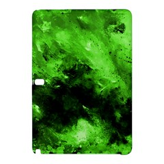 Bright Green Abstract Samsung Galaxy Tab Pro 10.1 Hardshell Case