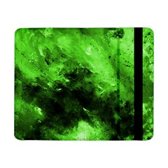 Bright Green Abstract Samsung Galaxy Tab Pro 8 4  Flip Case