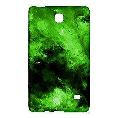 Bright Green Abstract Samsung Galaxy Tab 4 (8 ) Hardshell Case