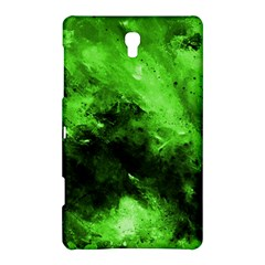 Bright Green Abstract Samsung Galaxy Tab S (8 4 ) Hardshell Case
