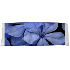 Bright Blue Flowers Body Pillow Cases (dakimakura)