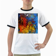 Space Pollen Ringer T Shirts