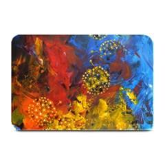 Space Pollen Plate Mats