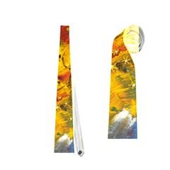 Space Pollen Neckties (one Side)