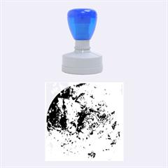 Space Pollen Rubber Round Stamps (Medium)
