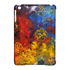 Space Pollen Apple Ipad Mini Hardshell Case (compatible With Smart Cover)