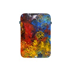 Space Pollen Apple Ipad Mini Protective Soft Cases