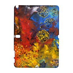 Space Pollen Samsung Galaxy Note 10 1 (p600) Hardshell Case