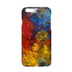 Space Pollen Apple Iphone 6 Hardshell Case