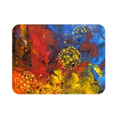 Space Pollen Double Sided Flano Blanket (Mini)