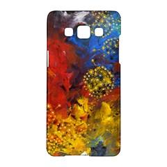 Space Pollen Samsung Galaxy A5 Hardshell Case