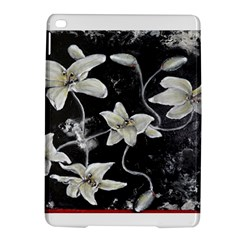 Black and White Lilies iPad Air 2 Hardshell Cases