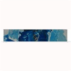 Blue Abstract Small Bar Mats